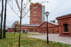 De oude Watertoren royalty-vrije stock afbeelding