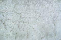 De oude witte textuur van de steenmuur stock afbeelding