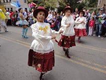 De oudere Dansers van Vrouwen Royalty-vrije Stock Afbeeldingen
