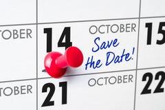 14 de outubro imagens de stock