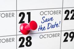 21 de outubro imagens de stock