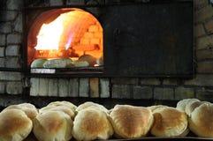 De oven van de baksteen Royalty-vrije Stock Afbeeldingen