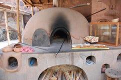De oven van de klei Stock Afbeelding