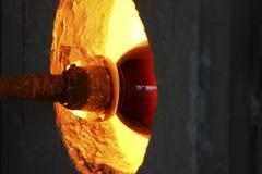 De oven van het glas royalty-vrije stock foto's