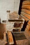 De oven van Roome stock afbeeldingen