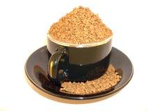 De Overdosis van de cafeïne royalty-vrije stock fotografie