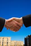 De overeenkomst Stock Foto's