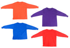 De overhemden van het T-stuk Royalty-vrije Stock Fotografie