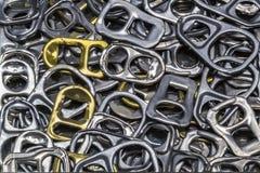 De overvloed van ring-trekt stock foto
