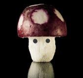 De Paddestoel van de mierikswortel Stock Fotografie