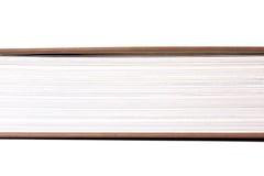 De pagina'stextuur van het boek Royalty-vrije Stock Afbeelding