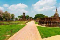 de pagode heeft mooi en natuurlijk aan openlucht royalty-vrije stock afbeeldingen