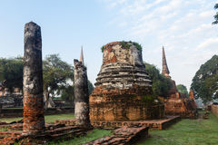 De pagode van Boedha Stock Fotografie