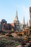 De pagode van Boedha Stock Foto