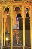 De Pagode van het de Tandoverblijfsel van Boedha, Yangon, Myanmar Royalty-vrije Stock Foto's