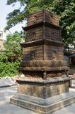 De pagode van het ijzer royalty-vrije stock foto's