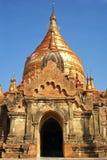 De Pagode van Ka van Ya Zi van Dhamma, Bagan Stock Foto