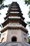 De Pagode van Linggu Royalty-vrije Stock Fotografie