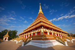 De pagode van Nongwang Stock Foto