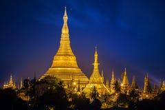 De pagode van Shwedagon royalty-vrije stock fotografie