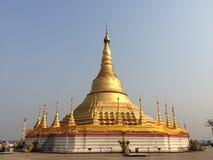 De pagode van Shwedagon Stock Afbeelding