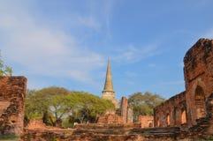 De pagode van Thailand Royalty-vrije Stock Foto's