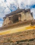 De pagode van Thailand Stock Afbeeldingen