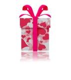 De Pakketten van de valentijnskaart royalty-vrije illustratie