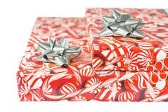 De Pakketten van Kerstmis stock fotografie