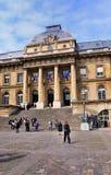 de palais Sprawiedliwość Paris Obrazy Royalty Free