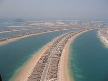 De palm Jumeirah stock foto's