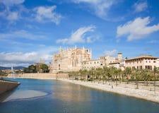 de palma Mallorca Obrazy Royalty Free