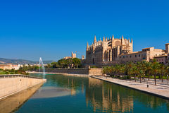 de palma Mallorca Fotografia Stock