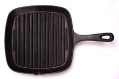 De Pan van de grill Royalty-vrije Stock Afbeelding