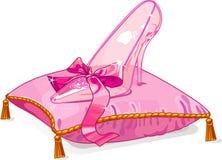 De pantoffel van het kristal Royalty-vrije Stock Fotografie