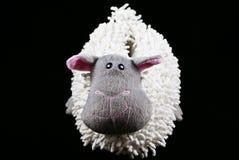 De pantoffel van schapen Royalty-vrije Stock Afbeeldingen