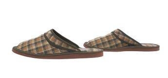 De pantoffels van de Zaal. Royalty-vrije Stock Afbeeldingen