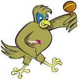 De papegaai van de partij Stock Foto's