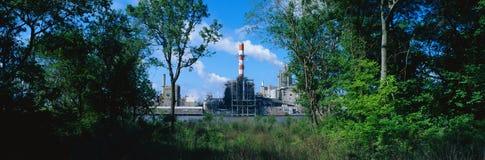 De Papierfabriek van het Kamp van de Unie Royalty-vrije Stock Afbeeldingen