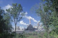 De Papierfabriek van het Kamp van de Unie Stock Foto's