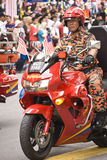 De Parade 2008 van Merdeka Stock Foto