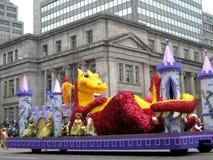 De Parade 2009 van Toronto de Kerstman Stock Fotografie
