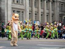 De Parade 2009 van Toronto de Kerstman Stock Foto's