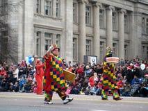 De Parade 2009 van Toronto de Kerstman Stock Afbeelding