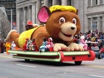 De Parade 2009 van Toronto de Kerstman Stock Afbeeldingen