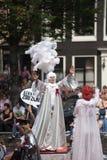 De Parade 2011 van het Kanaal van Amsterdam Royalty-vrije Stock Foto