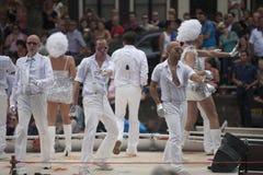 De Parade 2011 van het Kanaal van Amsterdam Stock Fotografie