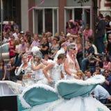 De Parade 2011 van het Kanaal van Amsterdam Royalty-vrije Stock Afbeeldingen