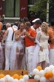 De Parade 2011 van het Kanaal van Amsterdam Stock Foto's
