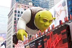 De Parade 26 November, 2009 van Thanksgiving day van Macy Royalty-vrije Stock Foto